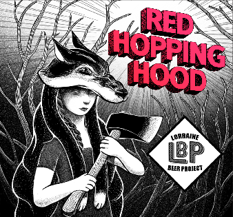 Red Hopping Hood